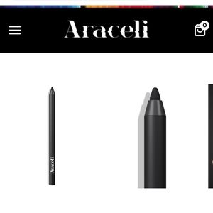 FREE WITH PURCHASE Aracelli Black Eyeliner